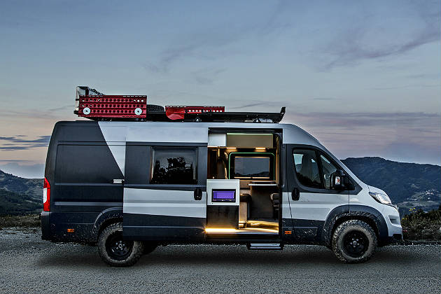 Camping-car Fiat Ducato