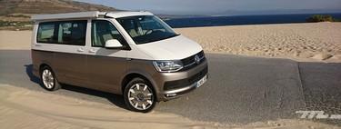 Nous avons testé le Volkswagen T6 California, le renouvellement de l'icône qui a réveillé la fièvre du camping-car