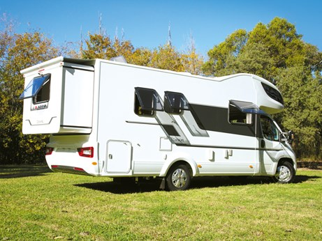 Notre avis sur le camping car Adria Coral 660SCS