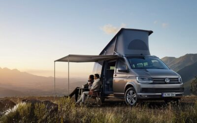 4 Vans sympas pour camper