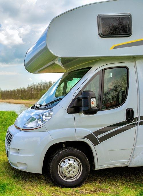 Camping car van faq