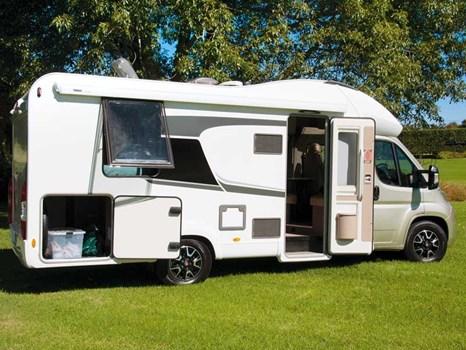Belle autonomie en camping sauvage pour la camping-car Bürstner Ixeo Time IT700