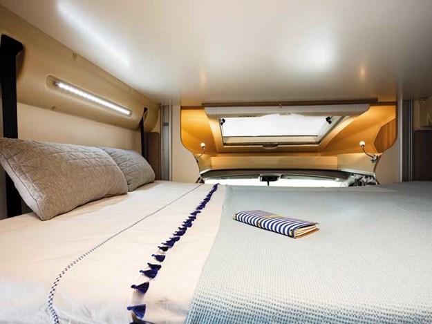 Le lit de la capucine du Benimar Primero