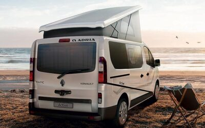 Adria Active Base (2021): van pop-top pas cher