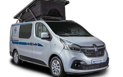 Ahorn Van City sur Renault Trafic (2021)