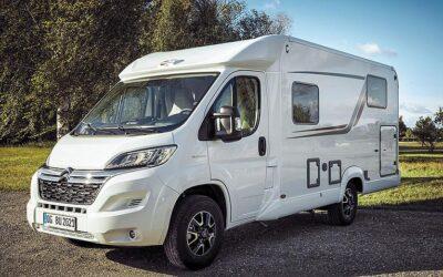 Bürstner Nexxo Van (2021) : modèle T bon marché