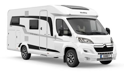Hobby Optima T 65 HKM : Camping-car pas cher pour les familles