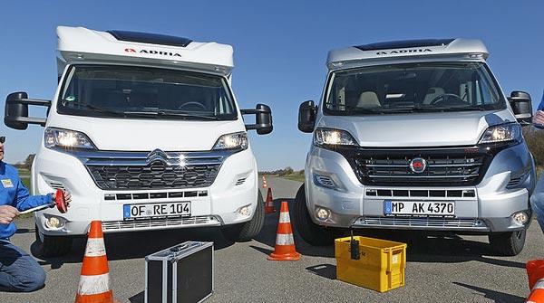 Citroën jumper ou fiat ducato comme base de camping car ?
