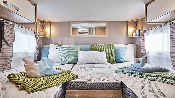 Fleurette migrateur 65 ljg et les 2 lits simples