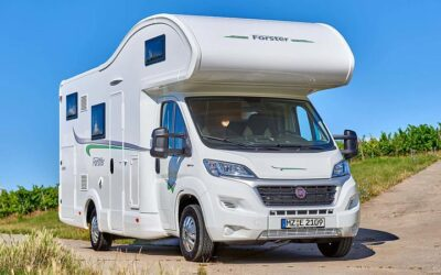 Forster Livin-Up (2021) : des camping-cars abordables pour les familles