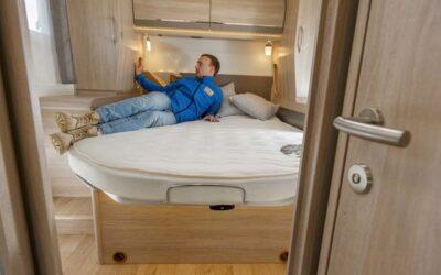 Rapido 886 F Ultimate Line : Modèle spécial avec lit queen-size